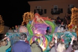 Night parade draws families to Fairhope, Alabama