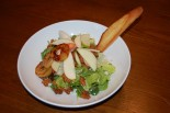 Twisted Fork Pear Salad