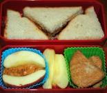 Kids like simple foods