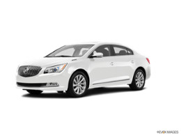 Buick Lacrosse for blog