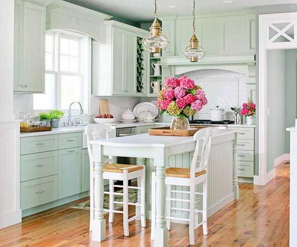 modern-kitchen-decor-vintage-style-1-flowers
